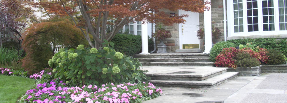 Landscaping in Toronto - Banner 1